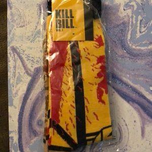 Kill bill exclusive socks
